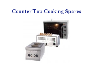 Burco Countertop Cooking Spares