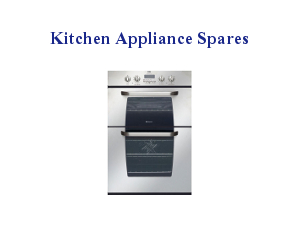 Creda Kitchen Appliance Spares