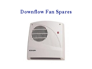 Dimplex Downflow Fan Heater Spares