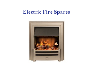 Dimplex Electric Fire Spares