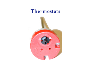 Redring Rod Thermostats