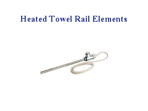 Heated Towel Rail Elements