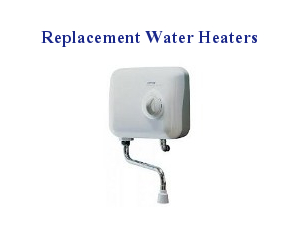 Triton Replacement Water Heaters