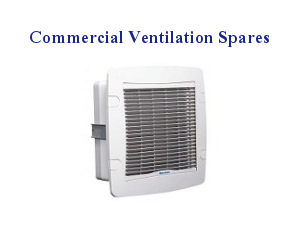 Vent Axia Commercial Ventilation Spares