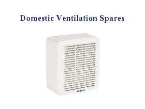 Vent Axia Domestic Ventilation Spares
