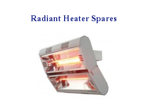 Vent Axia Radiant Heater Spares