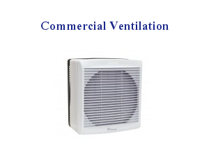 Xpelair Commercial Ventilation Units