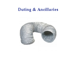 Xpelair Ducting & Ancillaries