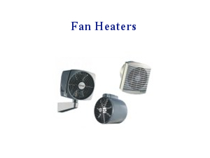 Xpelair Fan Heaters