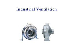 Xpelair Industrial Ventilation Units